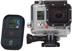 GoPro HD HERO3 Czarna - Black Edition (CHDHX-301-w)