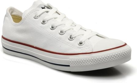 Converse MODNE TENISÓWKI CHUCK TAYLOR ALL STAR OX W BY 10185Blanc Optical