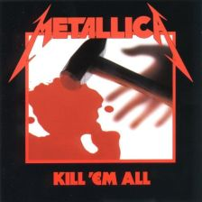 Metallica - Kill Em All (Winyl)