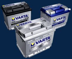 VARTA BLUE dynamic 60Ah/540A L