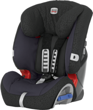 Britax Multi-Tech 2 Black Thunder 9-25Kg