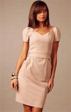 Michele sukienka (cappuccino)