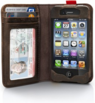 Twelve South BOOKBOOK FOR Iphone 4/4S (12-1208) - zdjęcie 1