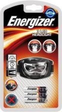 Energizer Headlight 3 Led + 3 Baterie Aaa (B2B) - 0