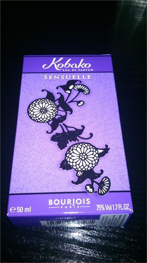 Bourjois Kobako Sensuelle woda toaletowa 50 ml spray