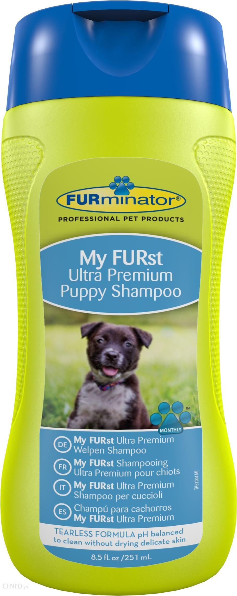 FURminator Ultra Premium szampon dla szczeniąt 250 ml