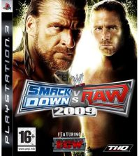 WWE Smackdown vs. Raw 2009 (Gra PS3)