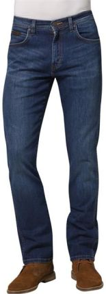 Wrangler ARIZONA STRETCH Jeansy Straight leg niebieski