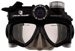 Liquid Image Diving Mask 1080P Scuba M