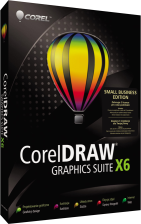 CorelDRAW Graphics Suite X6 PL BOX (CDGSX6CZPLHBBAPROMO18)