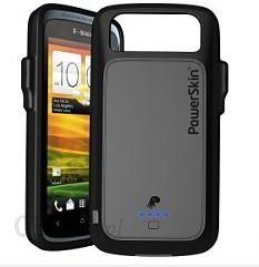 POWERSKIN POKROWIEC AP1523VIL (HTC ONE S) CZARNO-SZARY