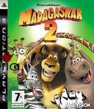 Madagaskar 2 (Gra PS3) - 0