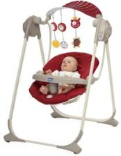 Chicco Polly Swing Up Huśtawka Red