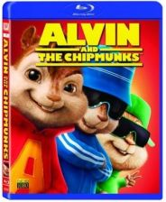 Alvin I Wiewiórki (Alvin And The Chipmunks) (Blu-ray)
