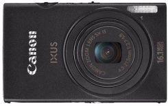 Canon Ixus 127 HS czarny