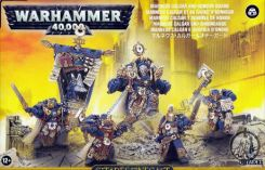 Marneus Calgar and Honour Guard - Warhammer 40,000