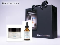 SKINCEUTICALS C E FERULIC serum 30 ml + A.G.E. EYE COMPLEX krem pod oczy 20 ml