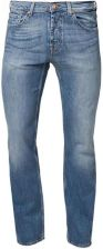 7 for all mankind STANDARD Jeansy Straight leg niebieski