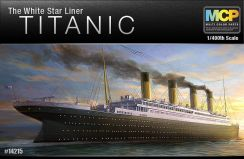 ACADEMY THE WHITE STAR LINER TITANIC (14215)
