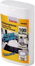 Hama chusteczki czyszczące do matryc LCD 100 szt. (49648)