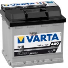 Varta Black dynamic 45Ah 400A (P+)