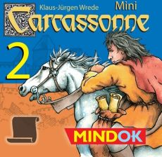 Carcassonne Mini - Kurierzy