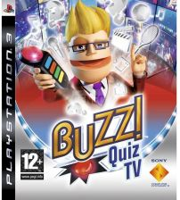 Buzz Quiz TV (Gra PS3) - 0