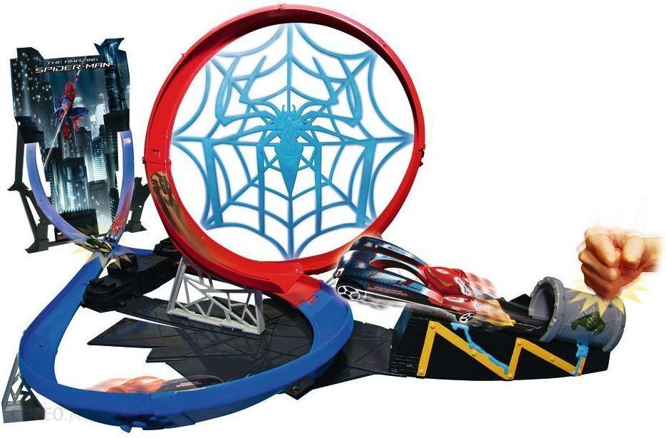 Dickie Tor Wyścigowy Z Wyrzutnią Spider-Man 3089718