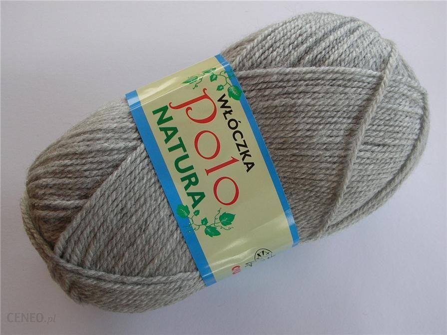 Opus Polo Natura (kolor: jasny popiel, nr 804)
