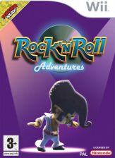 ROCK AND ROLL ADVENTURES (Gra Wii)