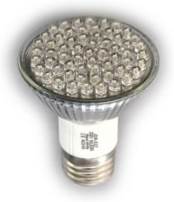 Whitenergy 3W 60 LED E27 07301