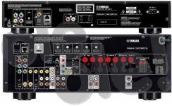 Yamaha BD-S673B + RX-V673B + NS-555/333/444 (czarny)