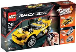 Lego Racers Track Turbo Rc 8183