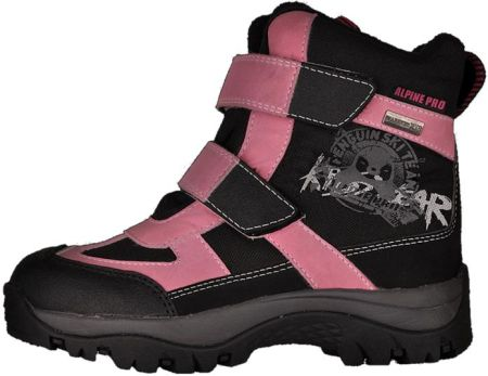 Alpine Pro Penguins Kids II - Azalea, rozm. 31 (UK 12,5) none