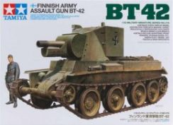 TAMIYA 35318 FINNISH BT-42 1/35 (T35318)