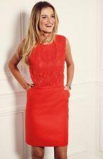 Next Sukienka czerwony 97303878614