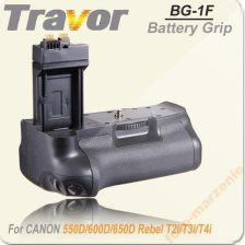 TRAVOR ZAMIENNIK Canon BG-E8 DO 550D/600D (905-03017-00000-01)