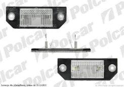 Lampa Oswietlenia Tablicy Rej. Ece Ford Focus C-Max (C214), Listopad 03 - Maj 07