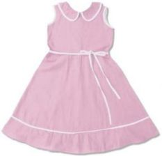 aravore babies Sukienka Piped Dress różowa
