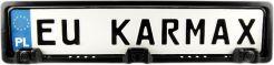 KARMAX Parking Assist czujniki cofania wbudowane w ramkę tablicy rejestracyjnej