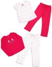 Cool Club Piżama dziewczęca 2-pack 122