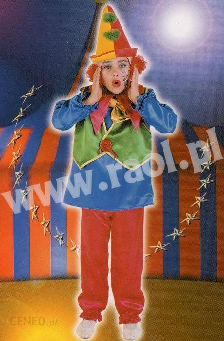 fresh Kostium dziecięcy: Klaun z muchą KDz/2016-3