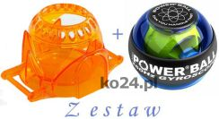 POWERBALL POWER BALL + FOOT TRAINER - zdjęcie 1