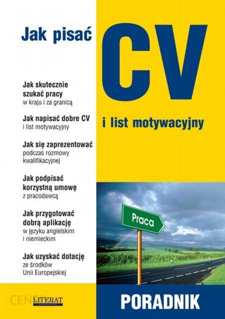 Jak pisa� CV i list motywacyjny