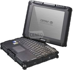 GETAC V100 Intel Core 2 Duo U7600 512MB 120GB 12,1'' NoOS
