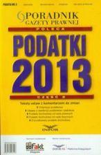 Podatki 2013 - część II