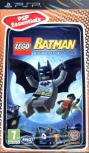 LEGO Batman Essential (Gra PSP)
