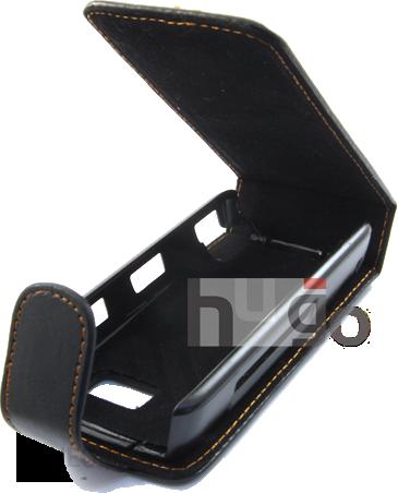 TelOne SKÓRzANY PIONOWY Samsung GALAXY ACE 2 i8160