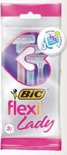 Maszynka jednorazowa BIC Flexy Lady