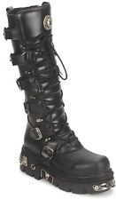 New Rock Buty  Heavenly Black